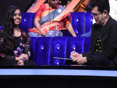 Omung Kumar offers Shanmukhapriya a song