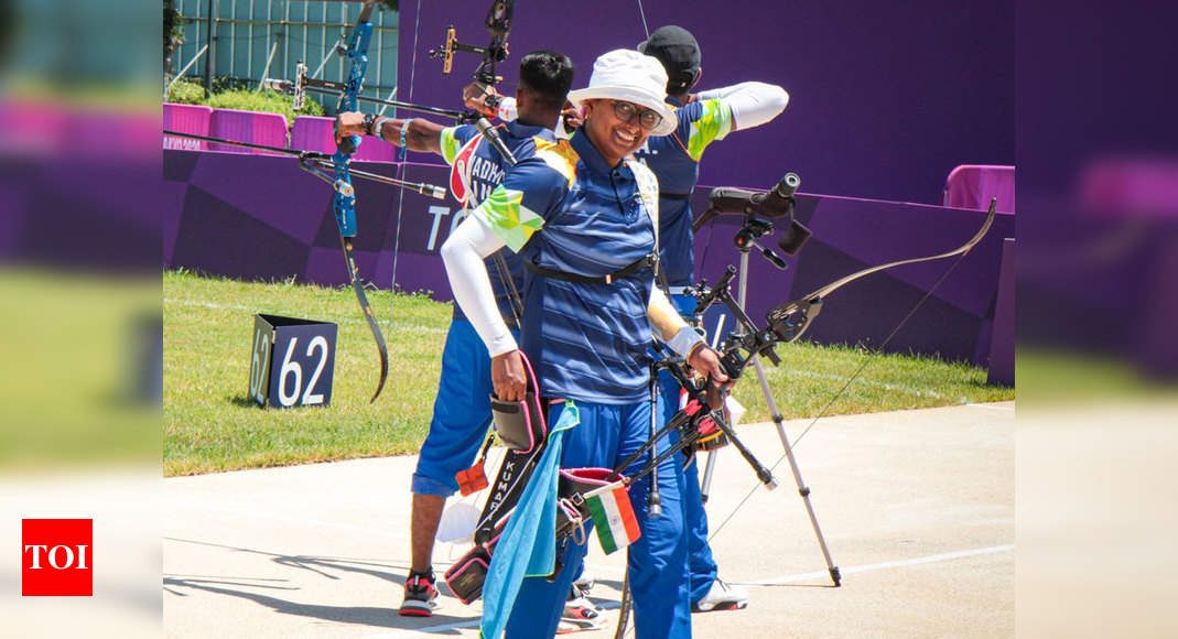 Tokyo Olympics: Deepika banking on experience to earn India's first medal in archery | Tokyo Olympics News – Times of India