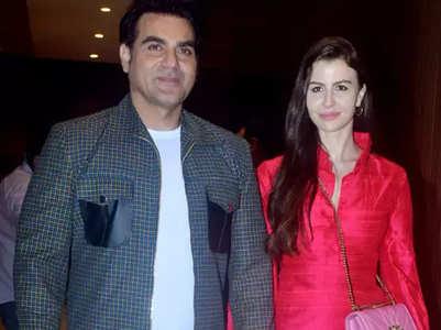 Arbaaz Khan opens up on GF Giorgia