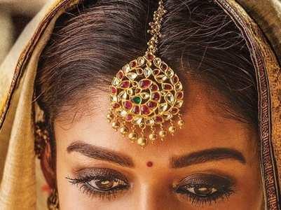 Nayanthara's mesmerizing ethic looks