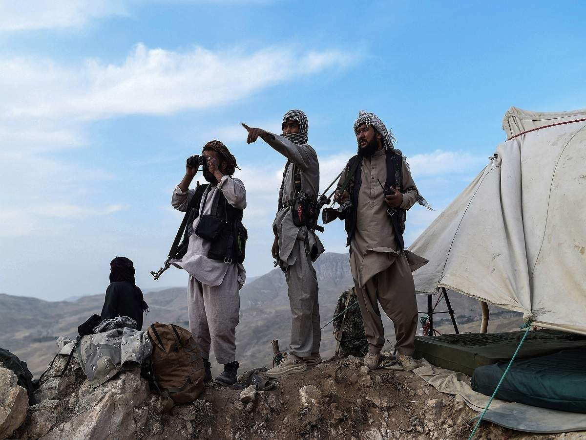 Afghanistan Taliban Demanding Funds Recruiting People In Balkh Times Of India