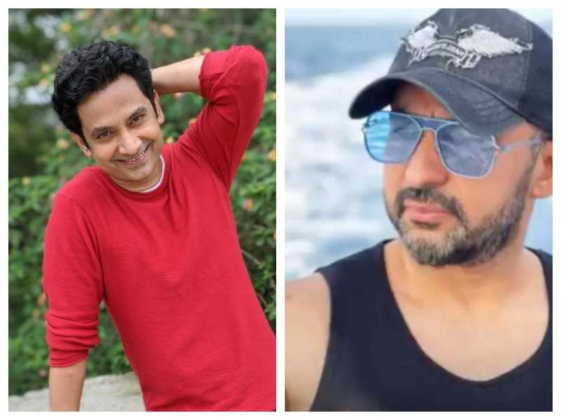 Umesh Kamat clarifies the person named in the ongoing Raj Kundra case is not him, slams media houses for defaming him without verifying
