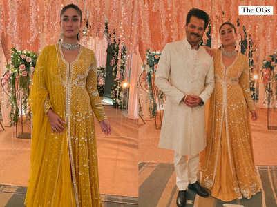 Kareena Kapoor channels her inner diva in anarkali