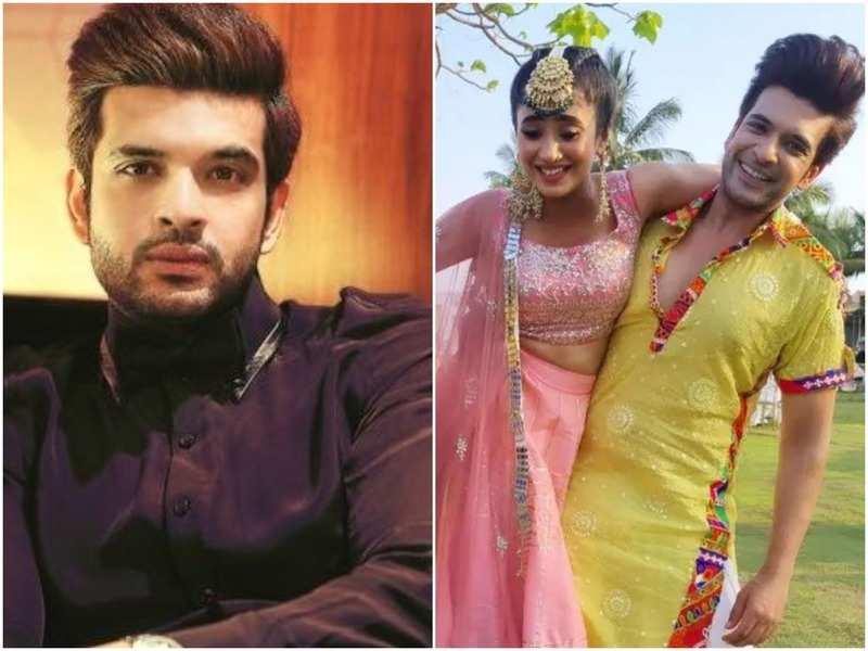 Karan Kundrra; in the show with Shivangi Joshi
