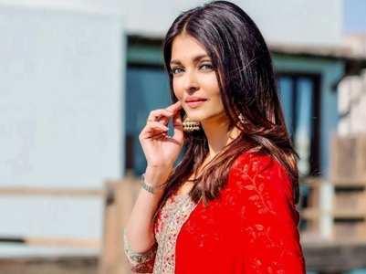 Aishwarya resumes shoot for Ponniyin Selvan