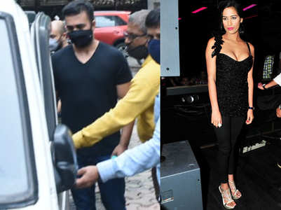 Poonam's shocking allegations against Raj