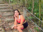These vacation pictures of Sonnalli Seygall prove her love for travelling!
