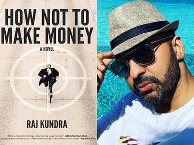 Kundra's book How Not To Make Money resurfaces