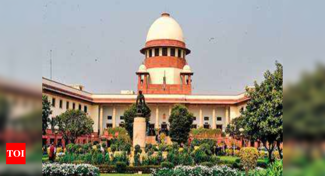 Plea in Supreme Count seeks uniform code for religious, charitable endowments | India News – Times of India