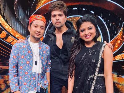 Himesh to release Pawandeep-Arunita's track