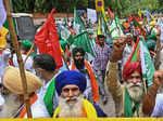 Farmers hold protest at Jantar Mantar