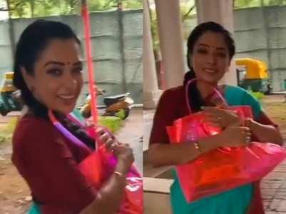 Rupali hijacks creative director Ketaki's bag