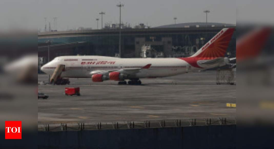 '3,523 Air India employees infected with Covid till mid-July, 56 died' | India News – Times of India