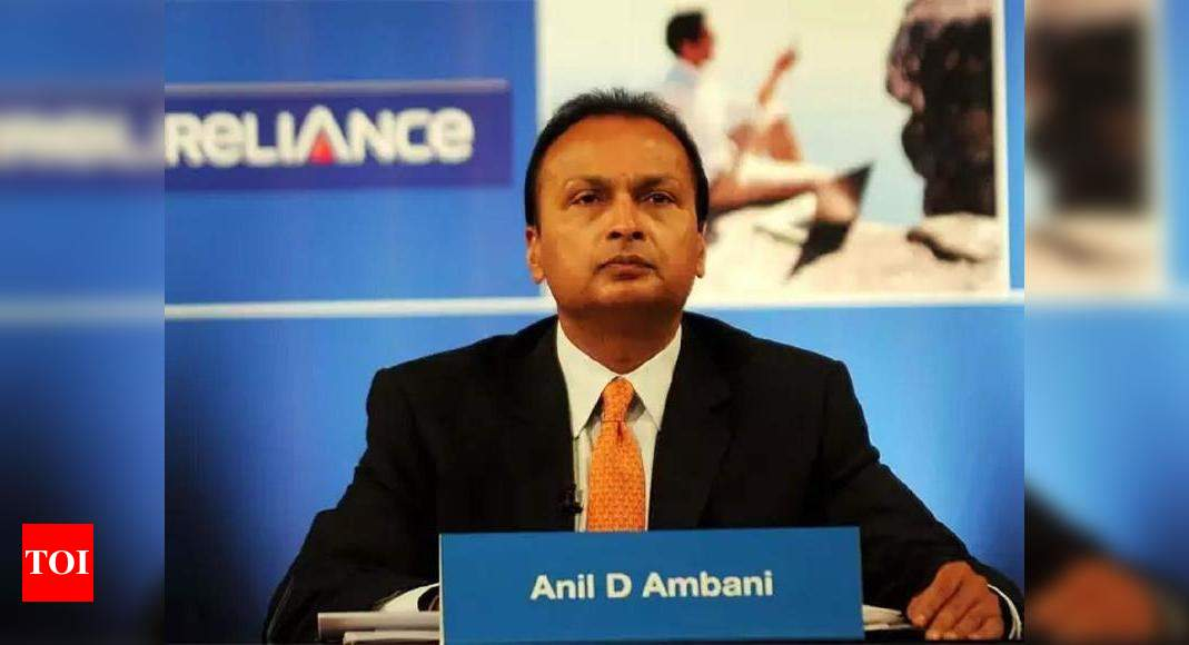 Anil Ambani may also have been surveilled: Report | India News – Times of India