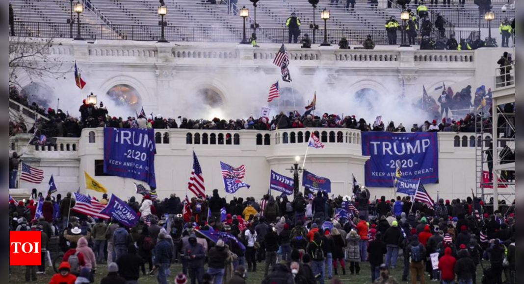 Florida pastor facing US Capitol riot charges has court hearing