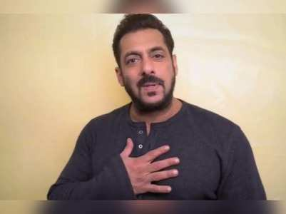 Salman shares a video for Indian Olympic team