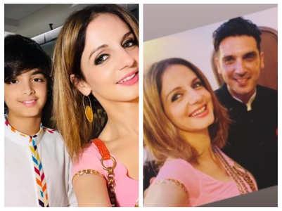 Pics from Sussanne Khan's Eid celebration