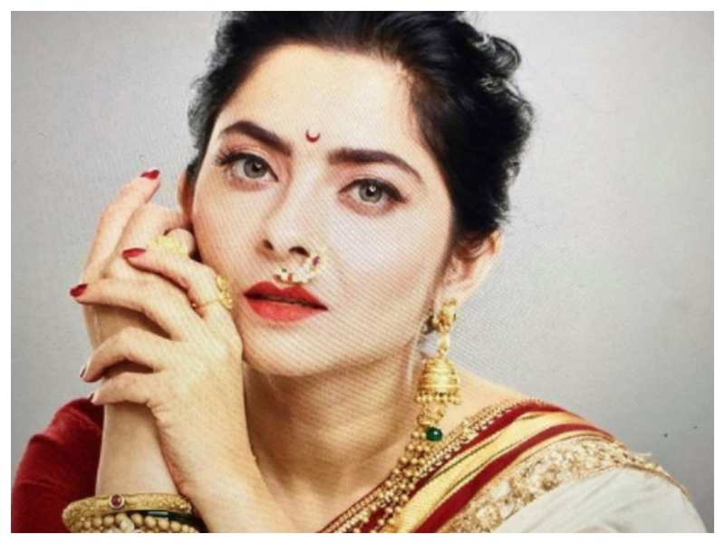 Guru Purnima Exclusive! Sonalee Kulkarni: I would love to celebrate this day with everyone who has contributed to my life