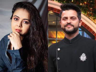 Devoleena speaks in support of Suresh Raina