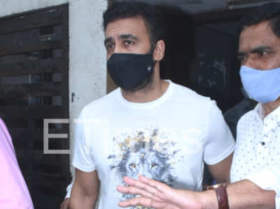Raj sent to police custody till July 27