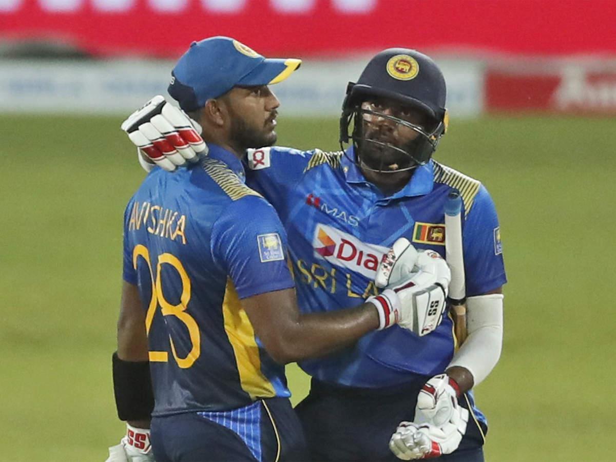 India vs Sri Lanka Highlights, 3rd ODI: Sri Lanka beat India by 3 wickets -  The Times of India