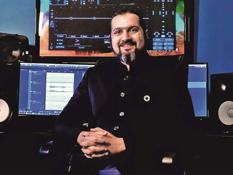 Ricky Kej says all genre definitions and boundaries have been defined by the west