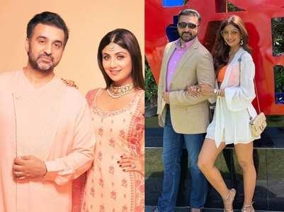 Romantic pics of Raj Kundra & Shilpa