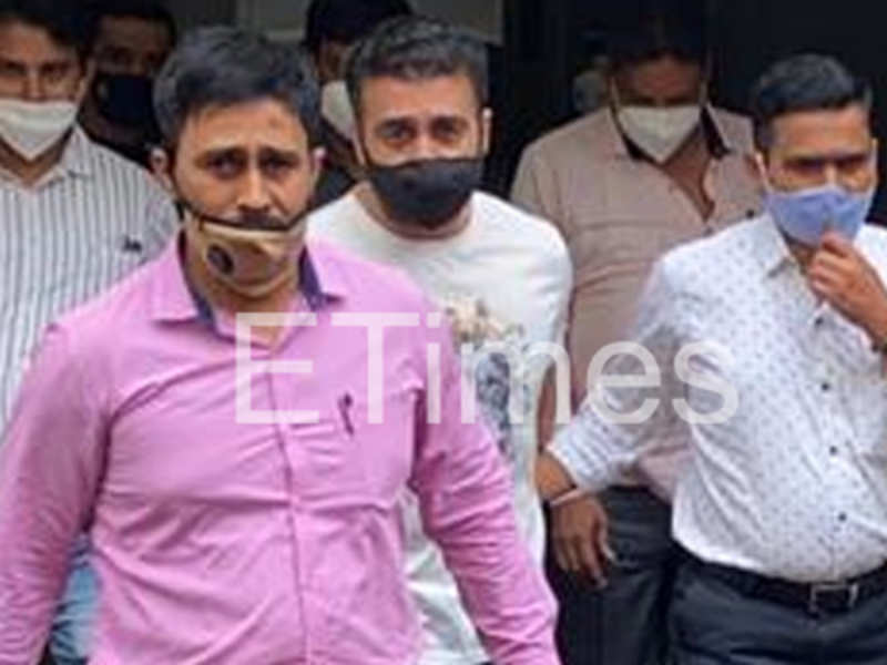 Raj Kundra's lawyer moves High Court, says 'arrest is illegal'