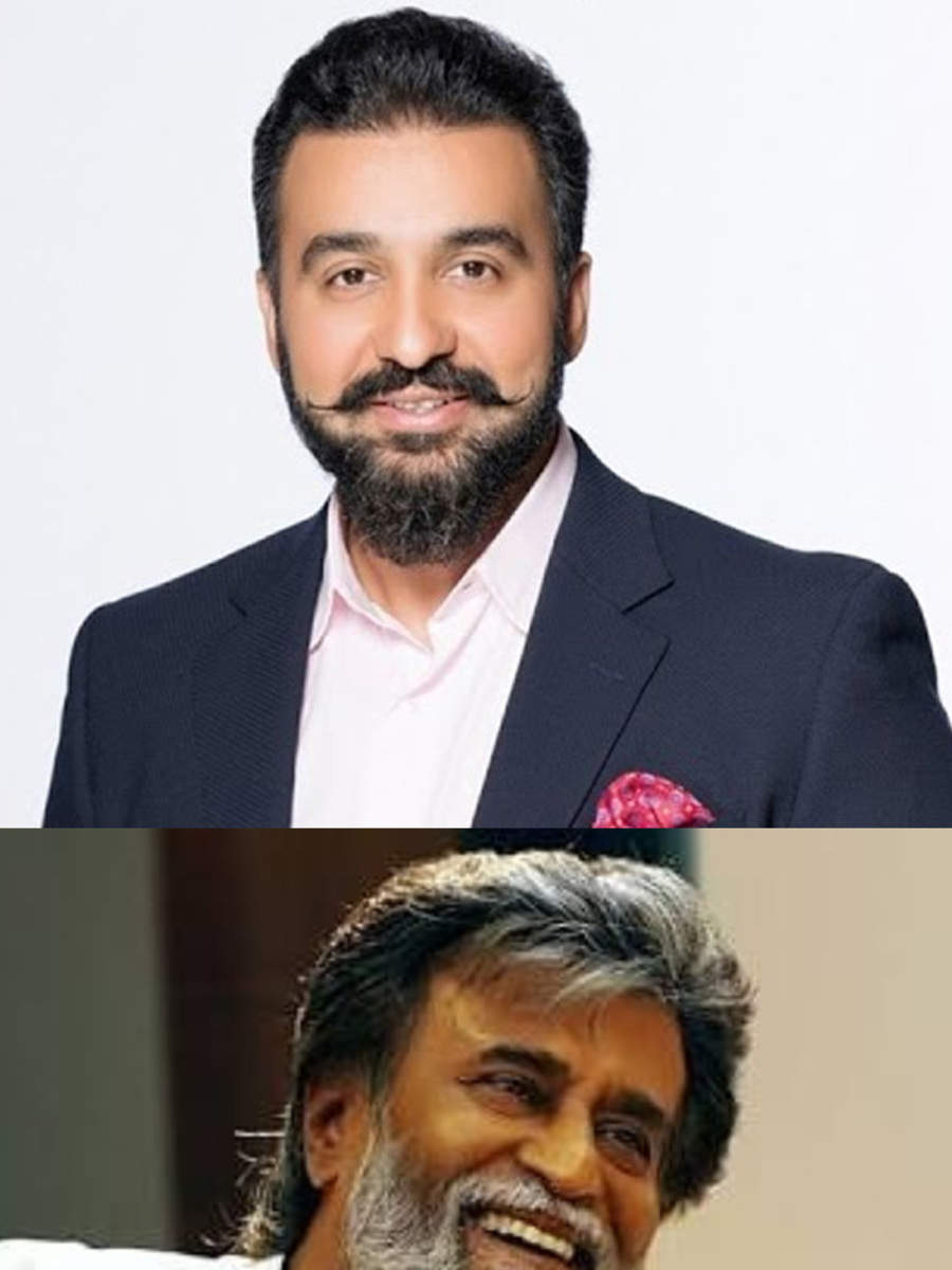 Raj Kundra to Rajinikanth: 10 celebs who went from rags to riches