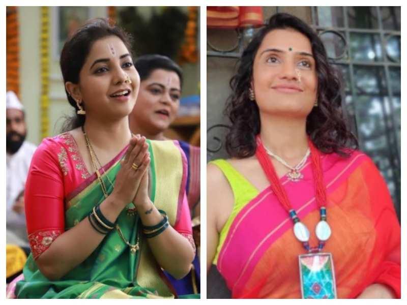 Happy Guru Purnima 2021: Sayali Sanjeev, Amruta Subhash and other celebs express gratitude towards their mentors
