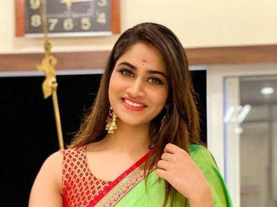 Shivani Narayanan and her love for saris