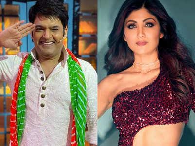 TKSS' return to Shilpa Shetty; Top TV headlines