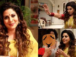 Tannaz Irani talks about her role in Jijaji Chhat Parr Koii Hai