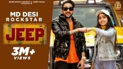 Check Out New Haryanvi Hit Song Music Video - 'Jeep' Sung By MD Desi Rockstar And Renuka Panwar