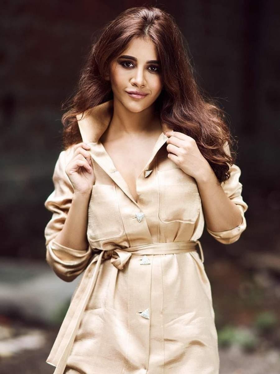 Nabha Natesh gorgeous looks in dresses