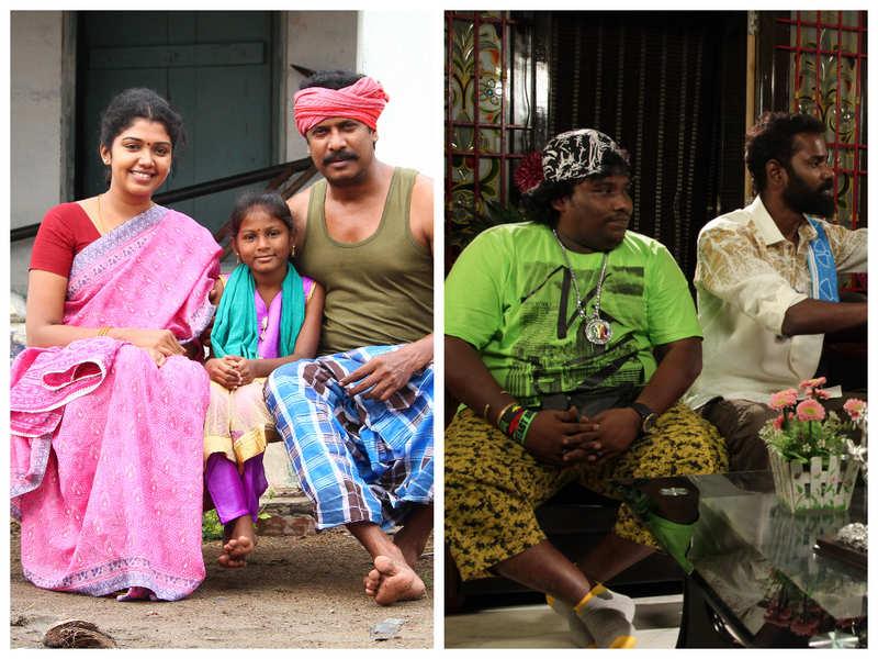 Samuthirakani and Yogi Babu to star in a rural drama