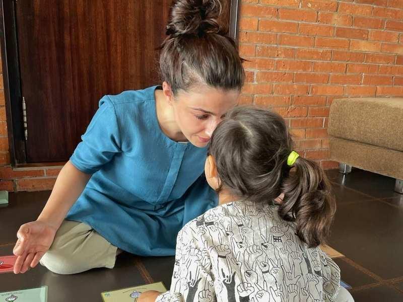 Soha Ali Khan with daughter Inaaya Naumi Kemmu (Pic: Instagram)