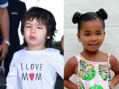 Celeb toddlers are the ultimate fashionistas