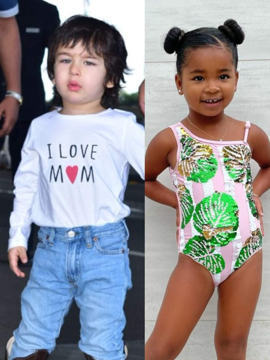 These celeb toddlers are ultimate fashionistas