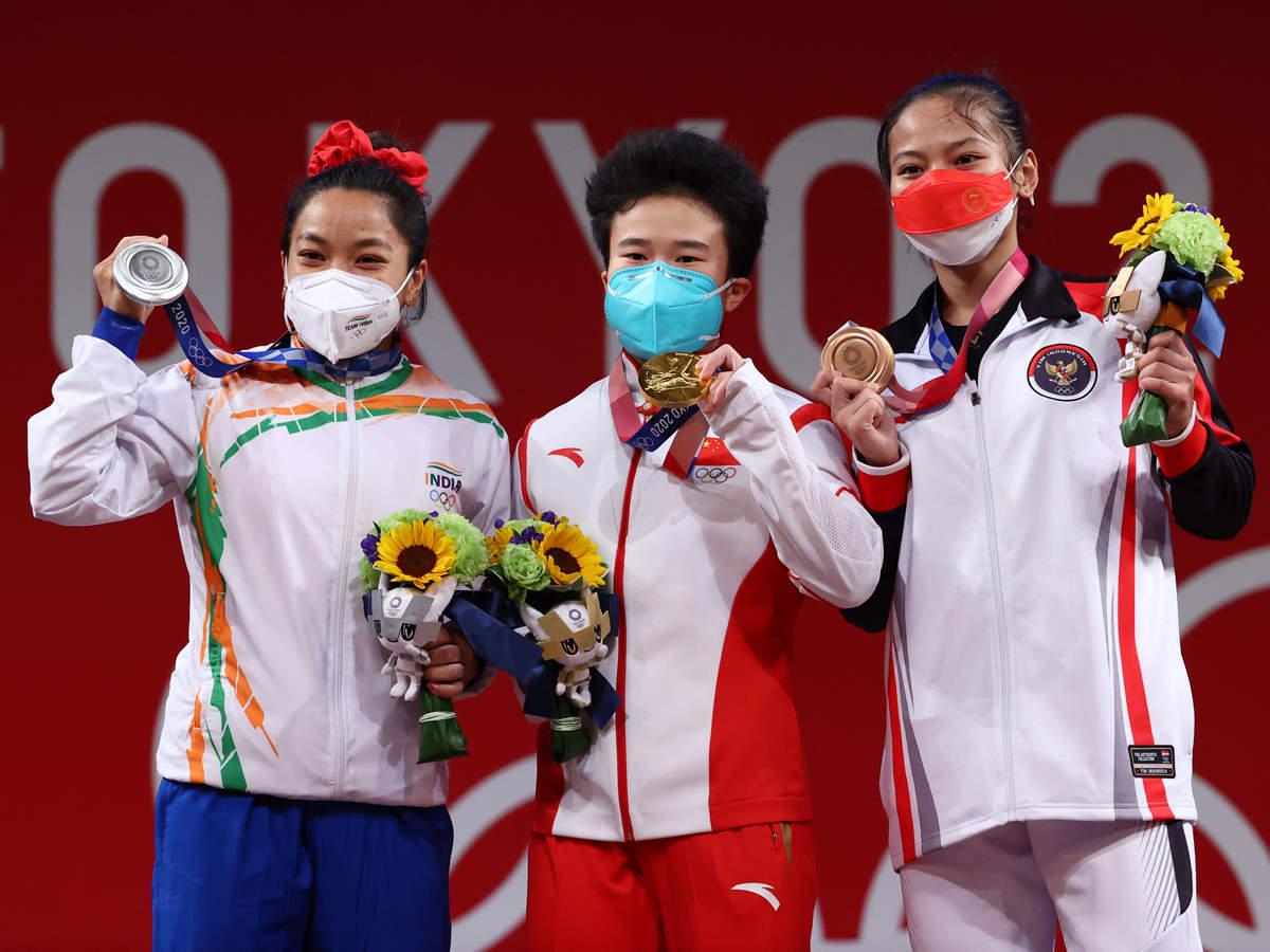Tokyo Olympics 2021: Mirabai Chanu opens India medal tally at Tokyo Olympics