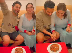 Rahul, Disha celebrate one week of marriage