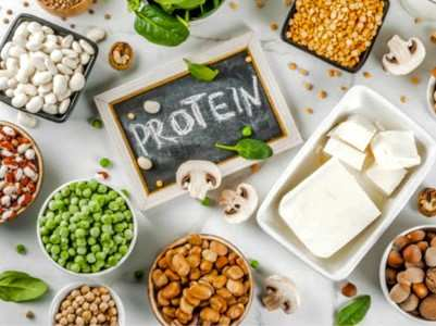 Proteinaceous foods for COVID-19 recovery