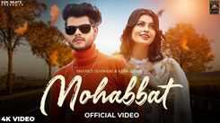Watch Popular Haryanvi Song Music Video - 'Mohabbat' Sung By Vikram Pannu