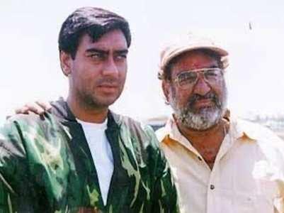 Ajay Devgn pens a heartfelt note for dad