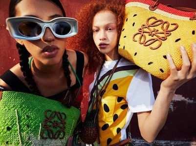 Oversized boho bags: Always fashionably relevant
