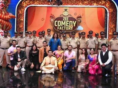 Comedy Factory to host Mumbai Police