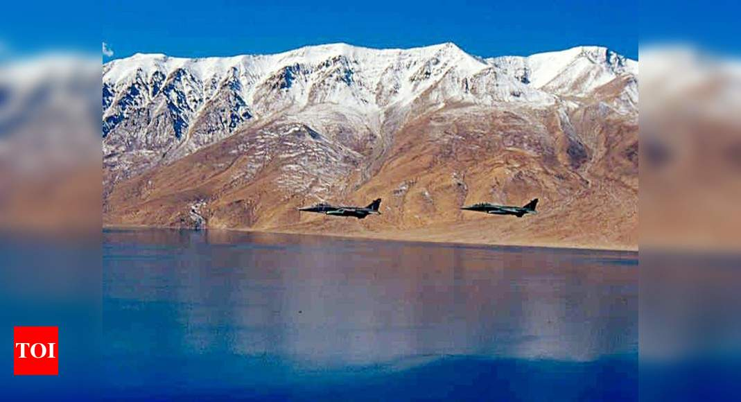 Indian Army's counterterrorism division deployed to tackle China on Ladakh front   India News – Times of India