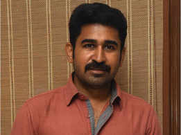Turning director was a natural process: Vijay Antony