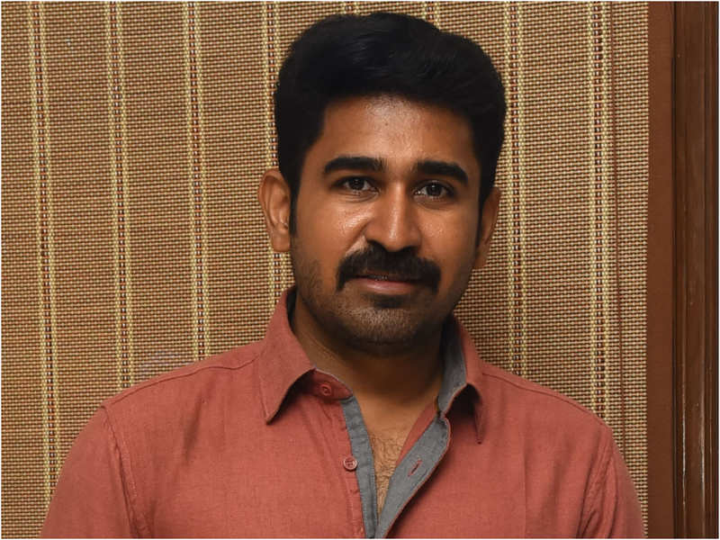 The decision to turn director was a natural process: Vijay Antony