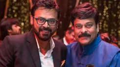 Narappa: Megastar Chiranjeevi Konidela lauds Venkatesh Daggubati's performance in the film